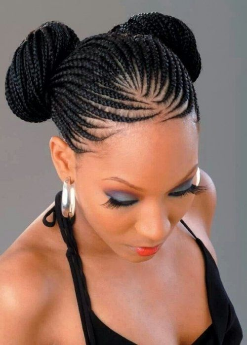 101 african hair braiding pictures photo gallery | updo in micro ...