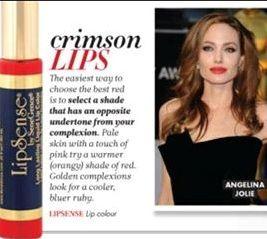 Pin On Hollywood Makeup Celebrities Love Lipsense