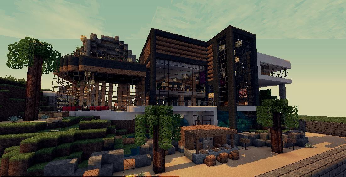 画像 Minecraft センスのある建築がしたい方へ 参考画像集