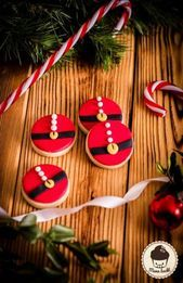 63 New Ideas For Cookies Christmas Fondant