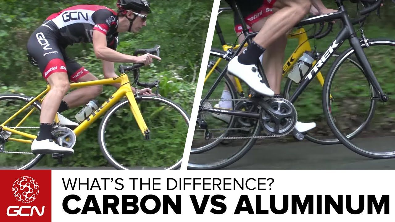 Carbon Vs Aluminium Bikes What S The Difference On The Road