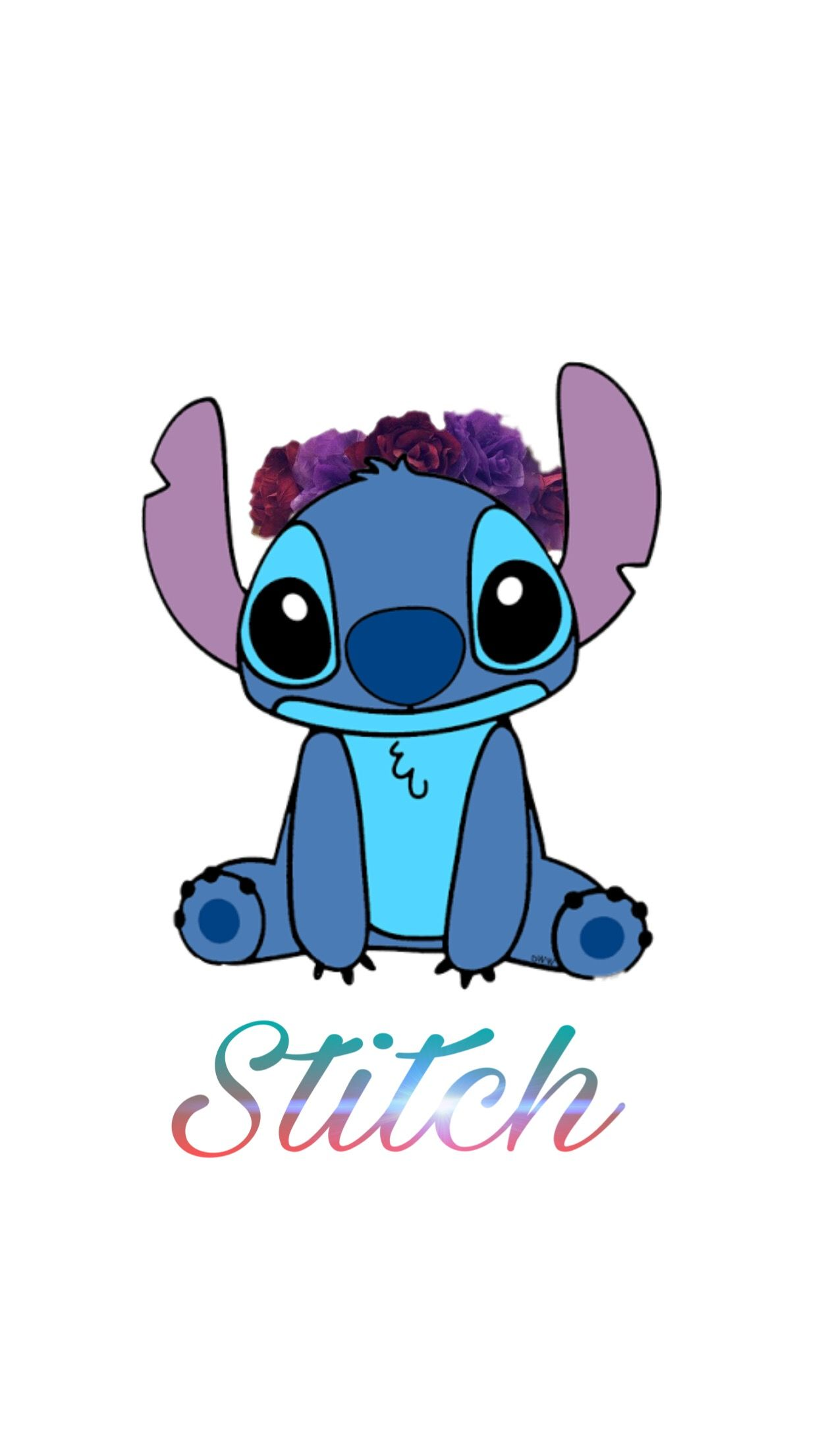 I M Cute Wallpaper De Desenhos Animados Lilo E Stitch Papel De