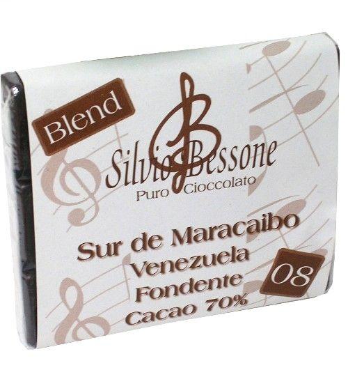 Cioccolato Fondente 69 Esmeraldas Quinche 15 100g - Silvio Bessone