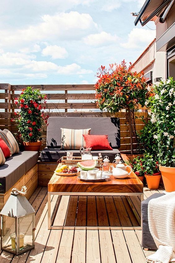 Pin su Terrazzo, veranda