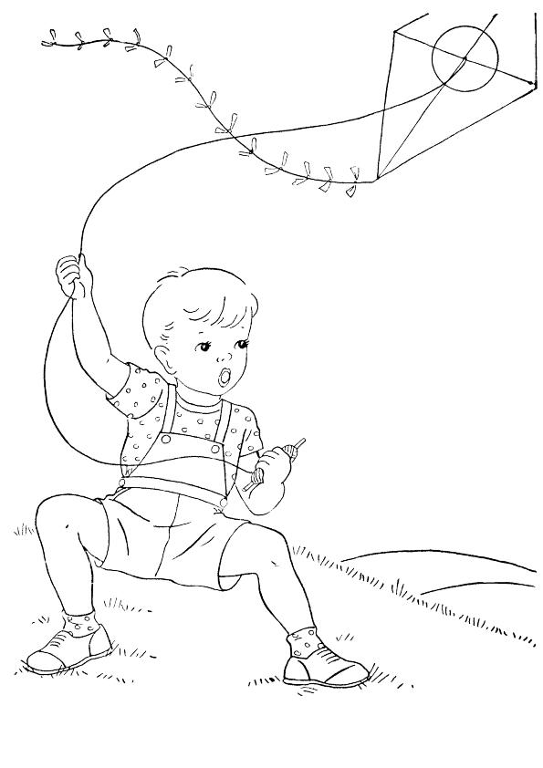 Colorear online dibujos de niños | dibuixos | Pinterest | Colorear ...