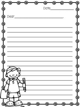 Dear Teacher End Of The Year Letter Template Letter To Teacher