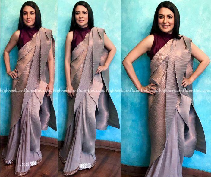 Pin By Supriya Ramaswamy On Fashion Ideas Stylish Sarees Saree Blouse Designs Designer Dresses Indian