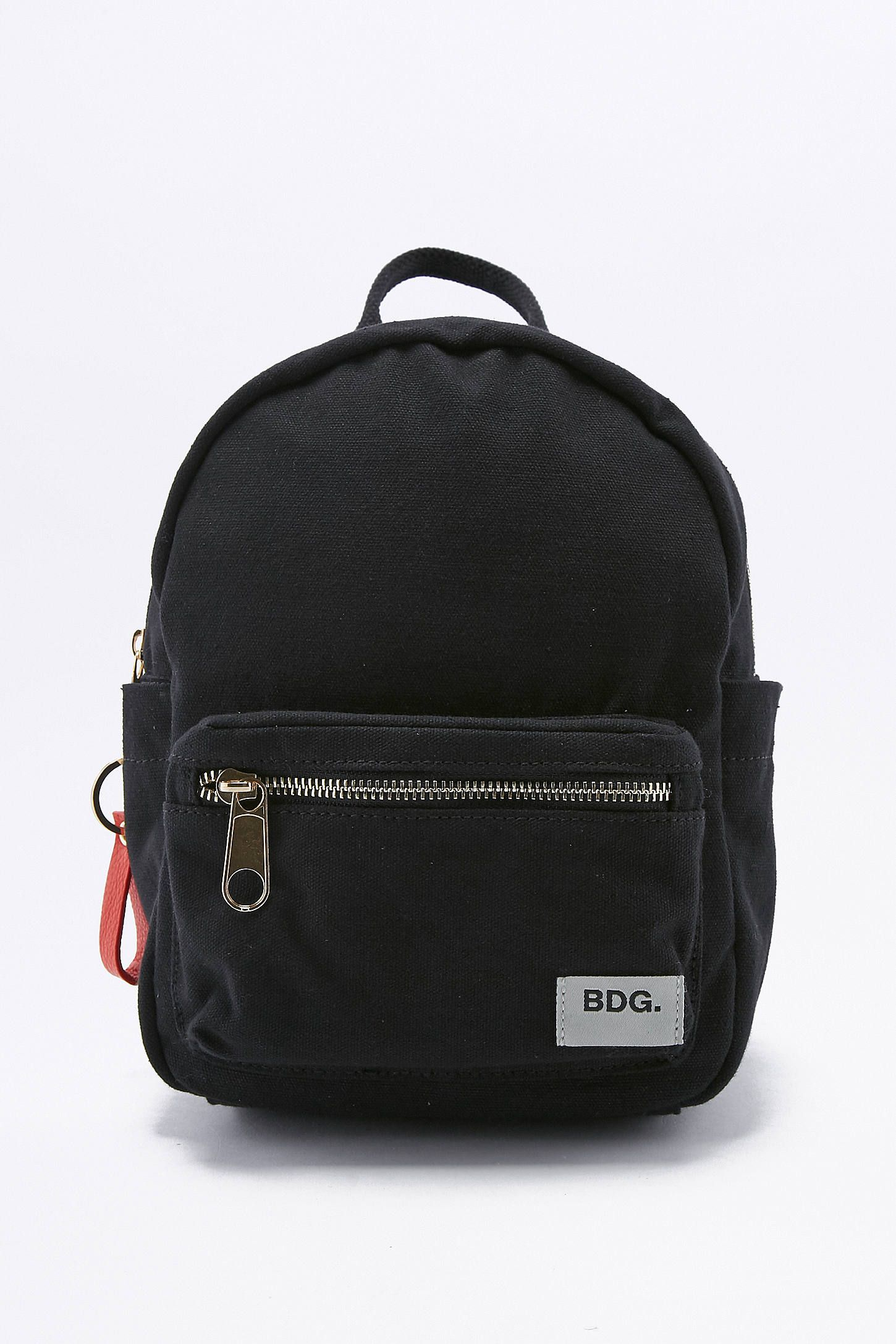b5d3457530 Shop BDG Canvas Mini Backpack at Urban Outfitters today. We carry all the  latest styles, colours and brands for you to choose from right here.
