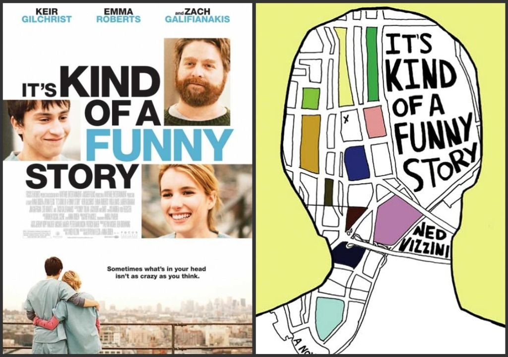 It S Kind Of A Funny Story Funny Stories Good Books Books