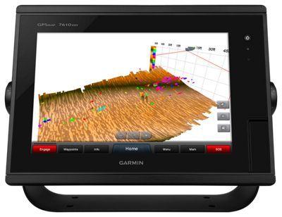 Garmin GPSMap 7610xsv Chartplotter/Sonar Combo | Products