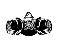 Image Result For Gas Mask Silhouette Gas Mask Drawing Mask Drawing Gas Mask