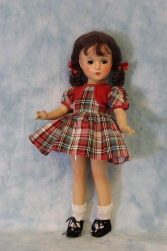 c-1940s-14-Early-Composition-Madame-Alexander-Margaret-OBrien-Doll