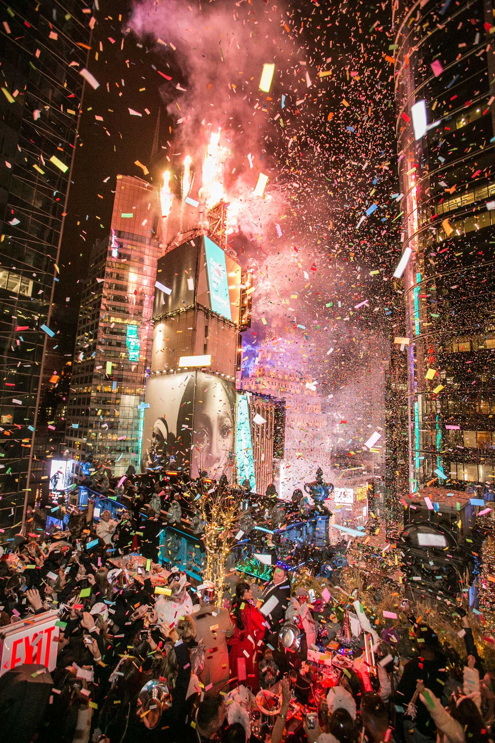 Knickerbocker Hotel Most Expensive New Year's Eve Party