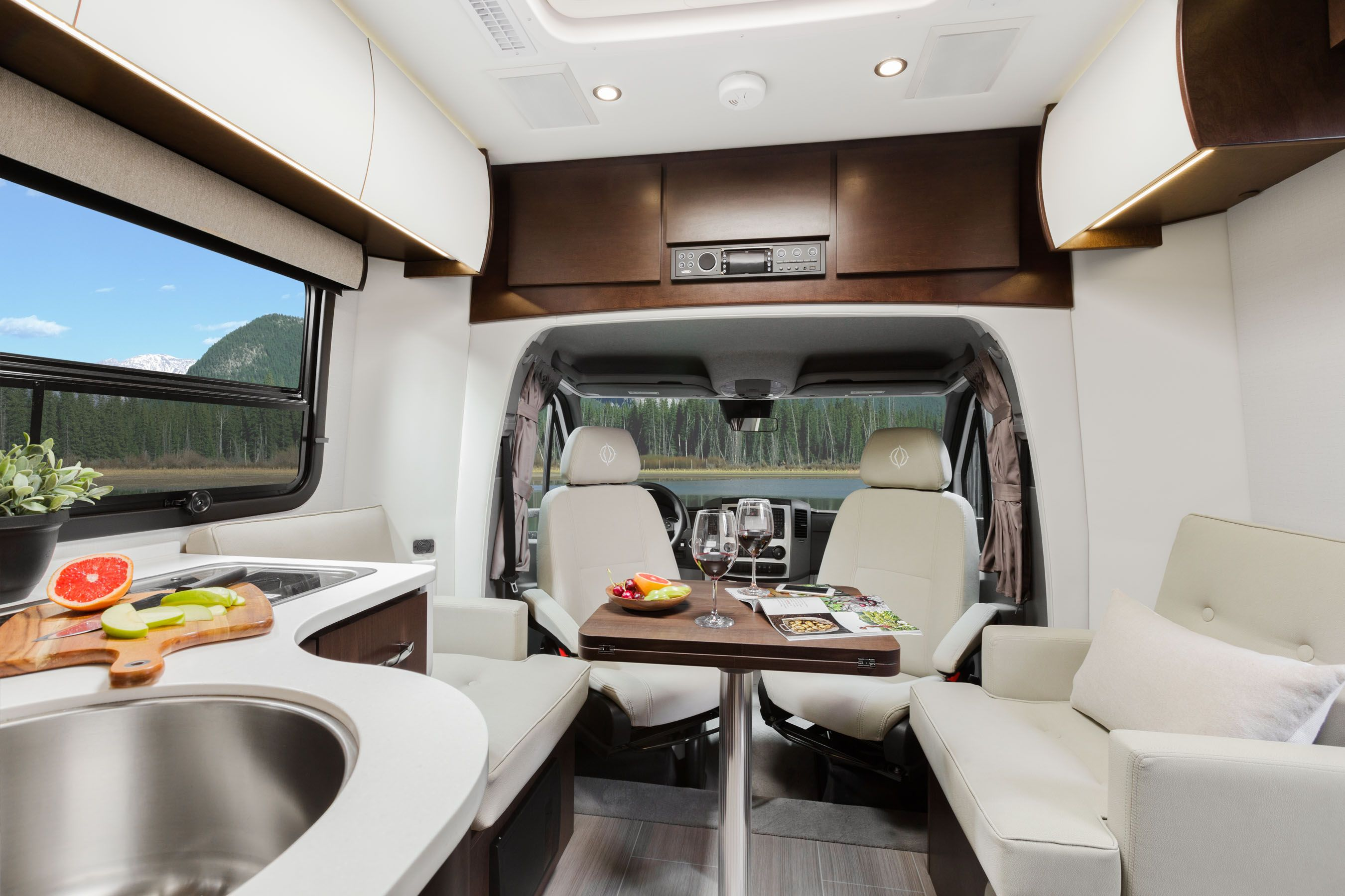 Image Result For Class B Rv With Large Bathroom And Storage And