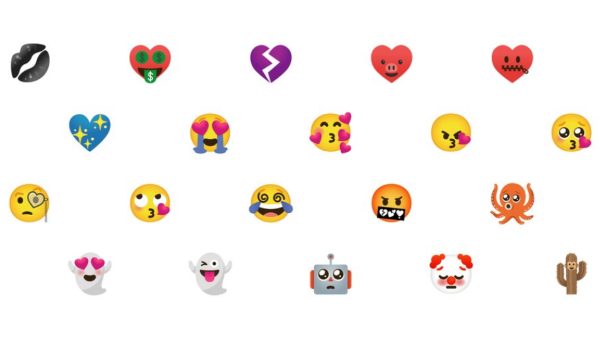 Ever Wonder What Ios Emoji Looks Like On Android Or Google Hangout Or What Your Android Google Hangout Emoticons Ios Emoji Emoji Drawings Emoji Backgrounds