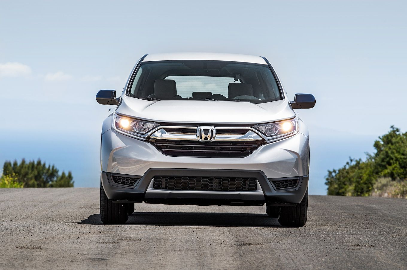 2018 Honda CRV LX FWD Review LongTerm Review Update 1