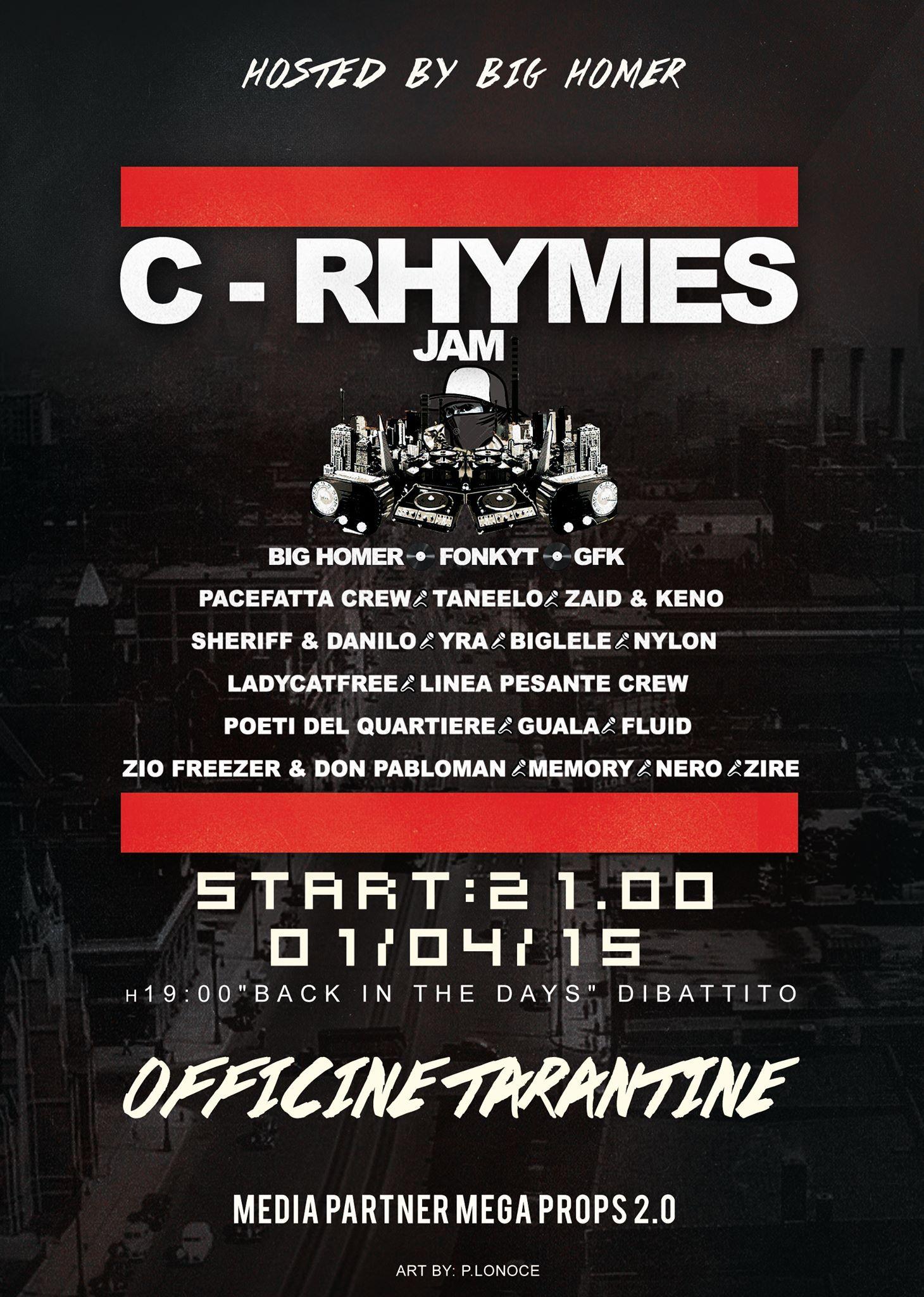 #HipHop #Rap #Djing #DJ #Bboy #Taranto #Puglia