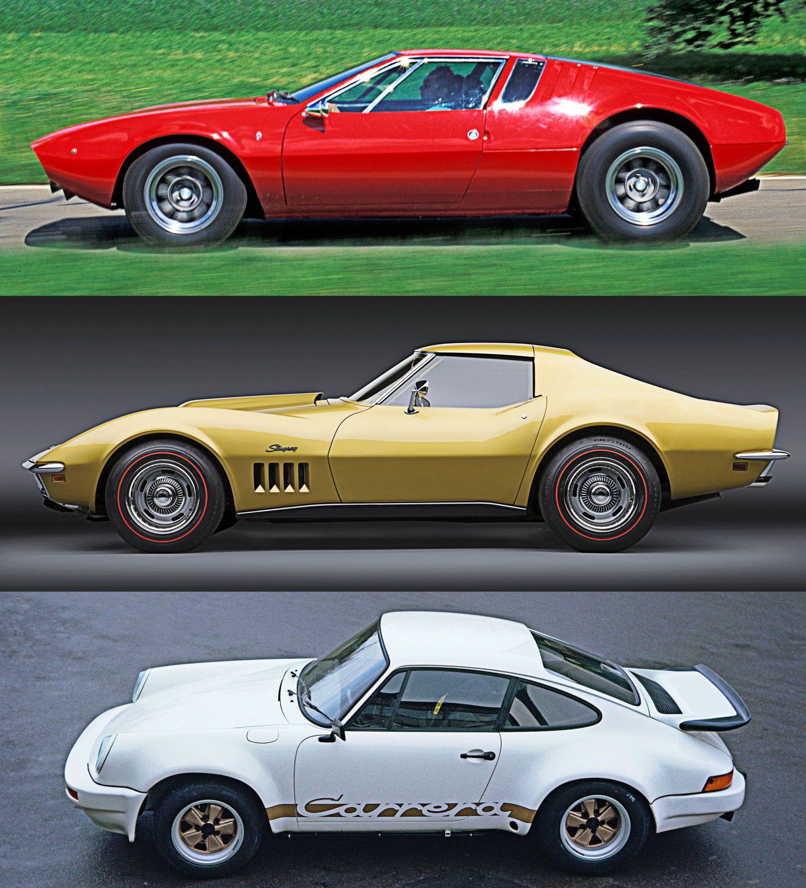 Fast Sports Cars, Chevrolet Corvette