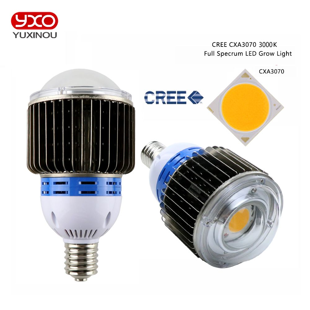 1pcs Cree Cxa2530 Cxa2540 Cxa3070 Cob Full Spectrum Led Grow Light Replace Hps 200w Growing Lamp Indoor Led Plant Growt Led Grow Lights Led Light Lamp Cree Led