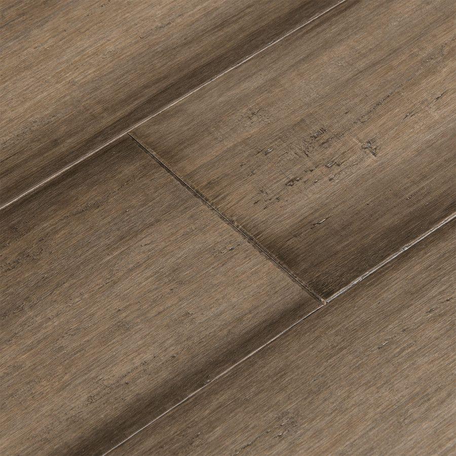 Cali Bamboo Fossilized 5 37 In Prefinished Napa Bamboo Hardwood