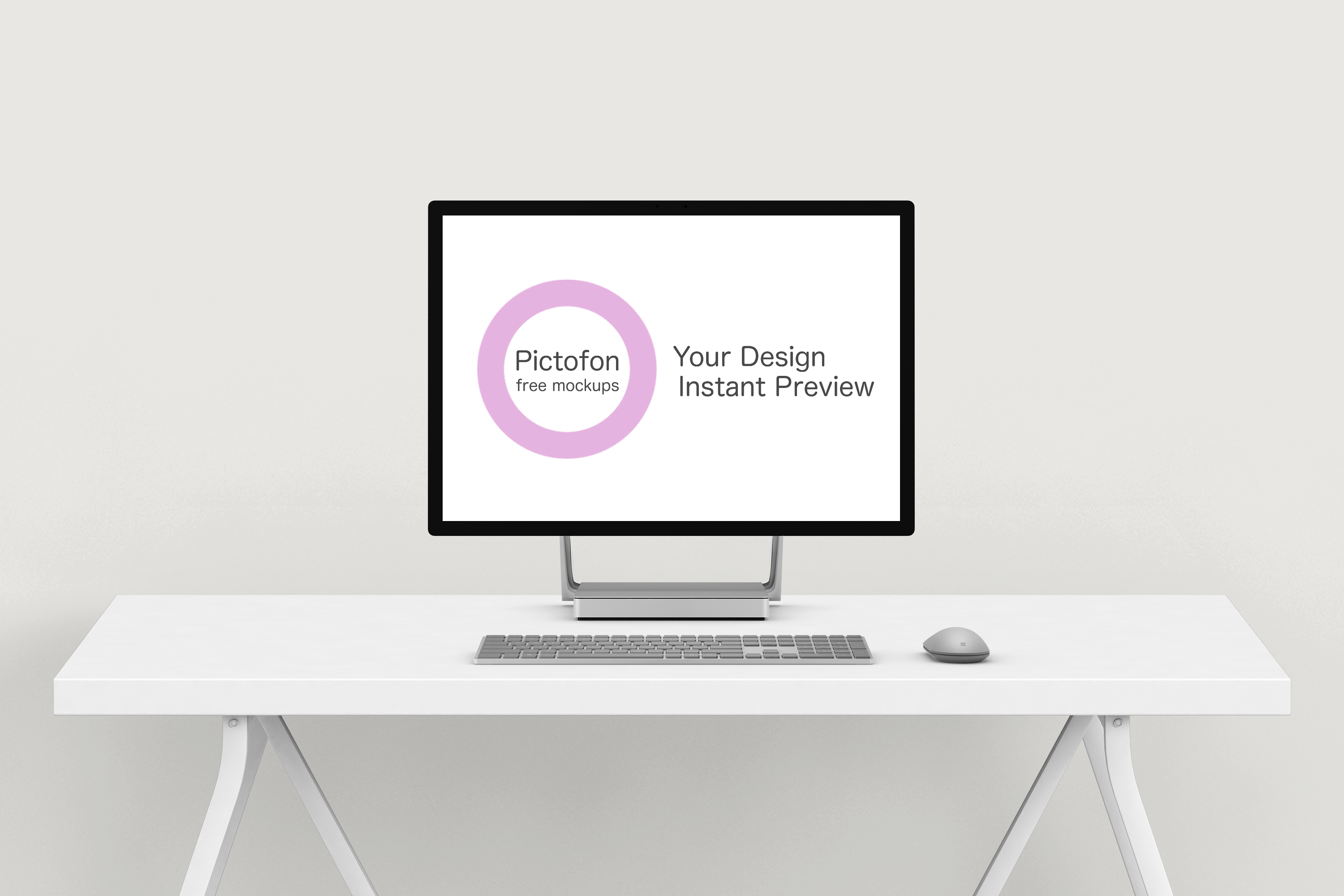 New Free Surface Mockup With Instant Preview Of Your Design On Pictofon Com Free Mockup Generator Mockup Business Card Mock Up