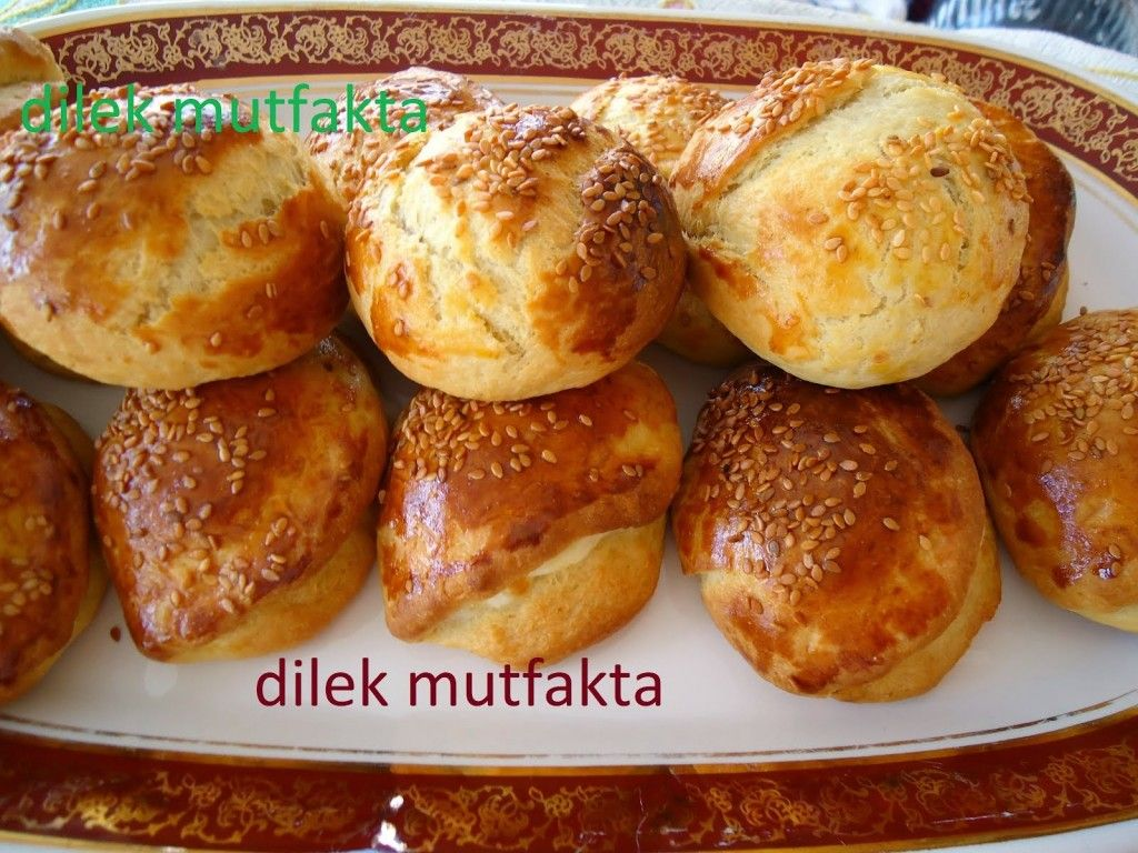 Kabartma Tozlu Poğaça Tarifi