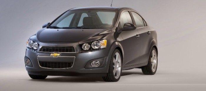 Chevrolet Sonic Sedan Chevrolet Sonic Chevy Sonic Chevrolet