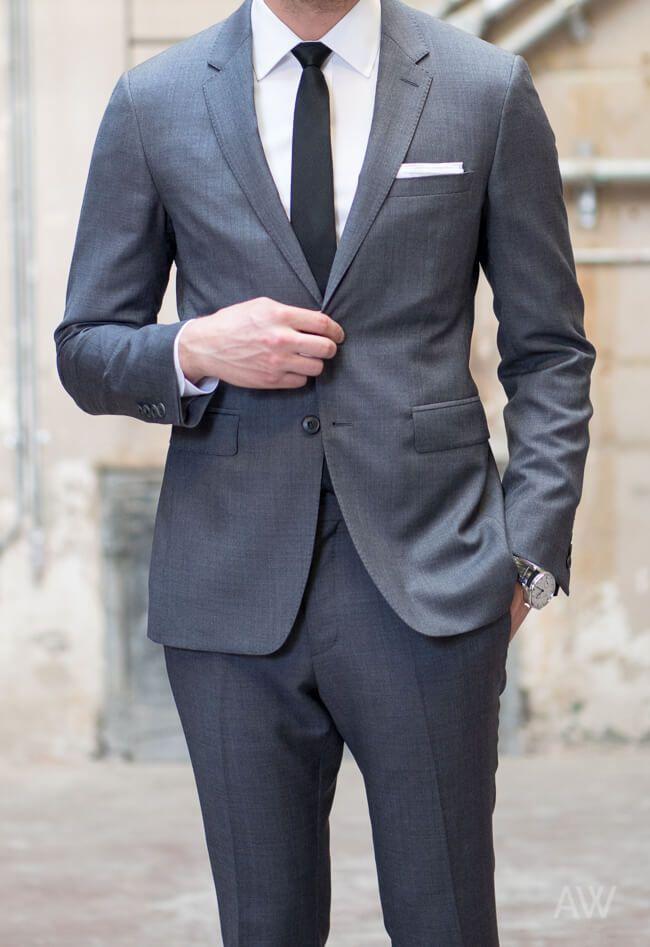 e40bf388b6 How Should A Blazer Fit? - Men's Clothing Fit Guide | Men's fashion ...