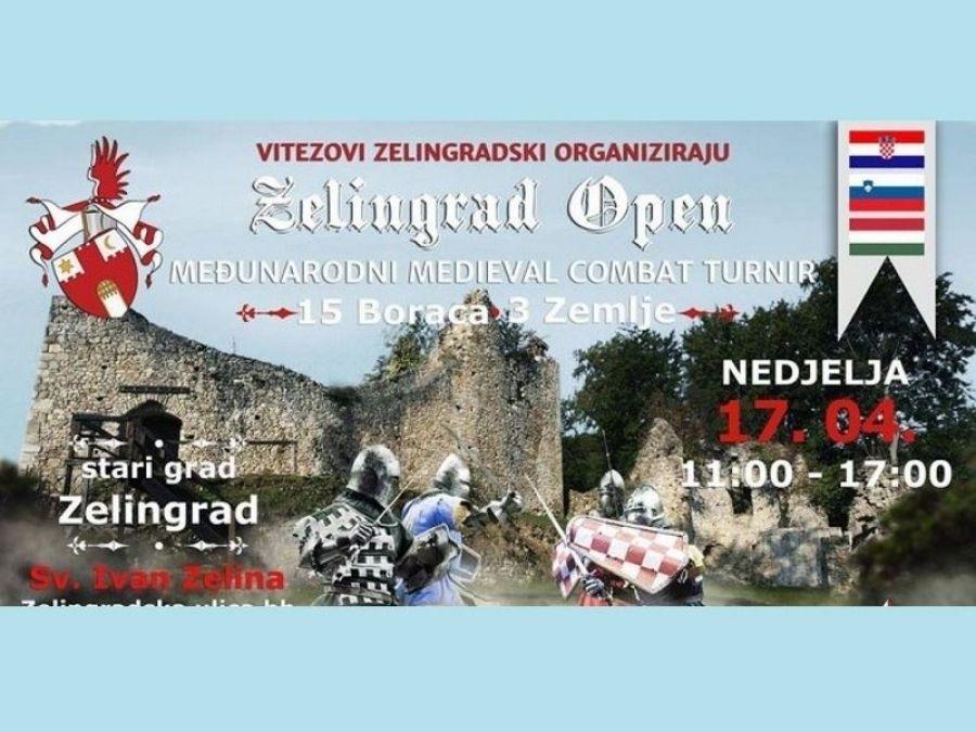 Međunarodni medieval combat turnir - Zelingrad open 2016.