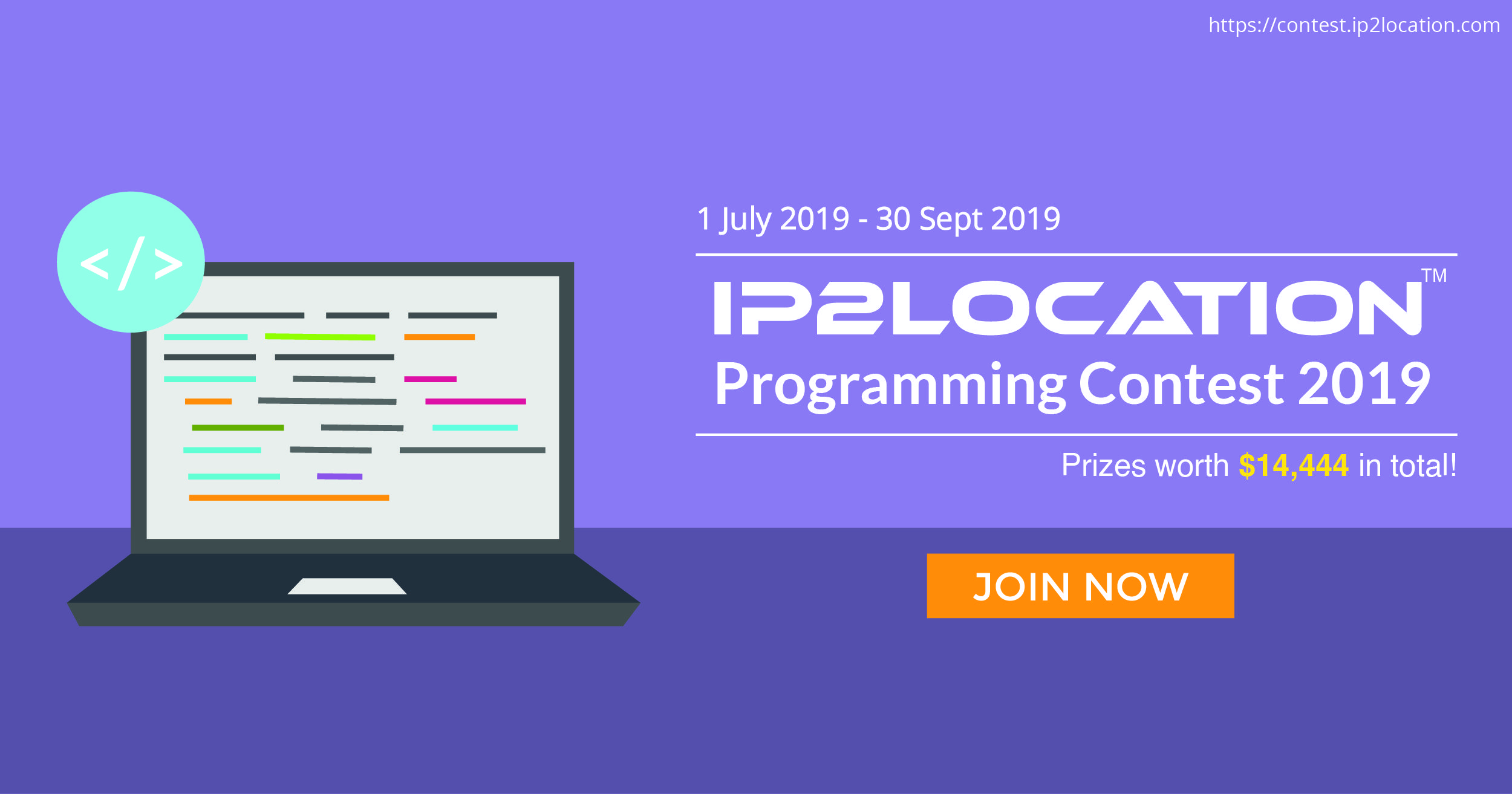 IP2Location Programming Contest 2019 Contest, City