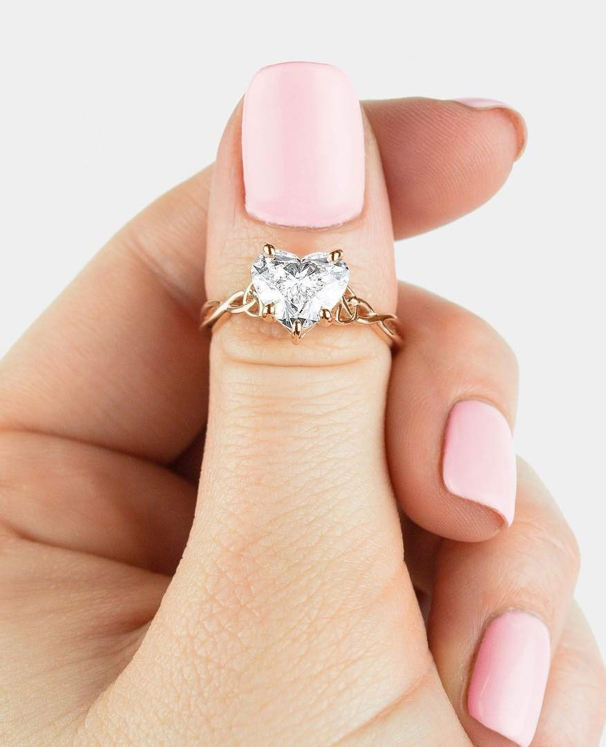 100 The most beautiful engagement rings you'll want to own