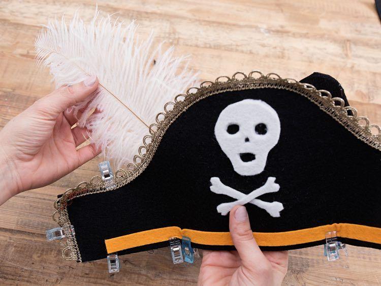 diy anleitung piratenkost m f r kinder selber machen via piraten kost m kinder