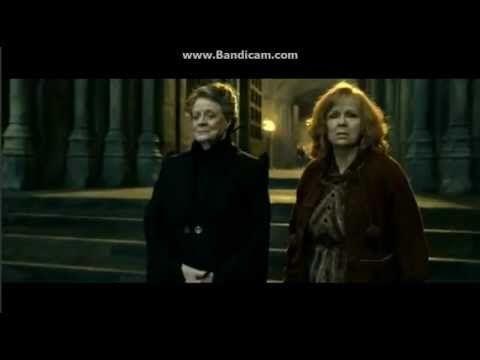 Mcgonagall Piertotum Locomotor Scene Harry Potter Lines Harry Potter Film Harry Potter Facts