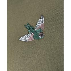 Photo of Cotton sweatshirt with bird embroidery Ted BakerTed Baker