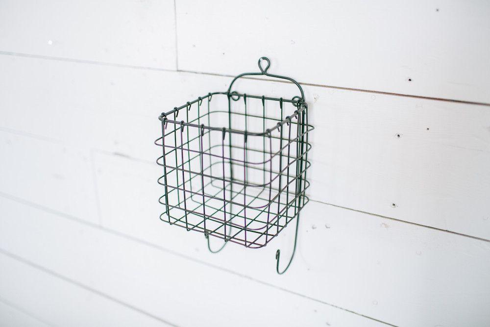 Hanging Wire Caddy | My Wishlist | Pinterest | Tiny living, Joanna ...