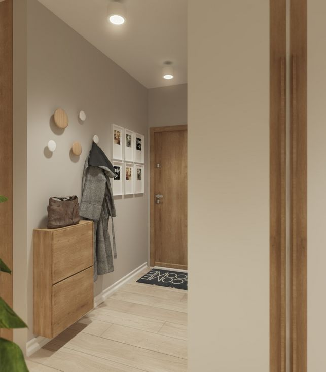 New Apartment Building Hallway Design