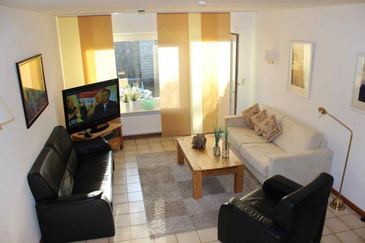 Sylt Ferienhaus mit 3 Schlafzimmer, Garten Haus