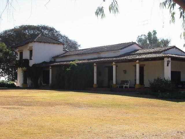 Estancia San Antonio Valle De Lerma Salta Argentina Casas De Campo Estancias Casas