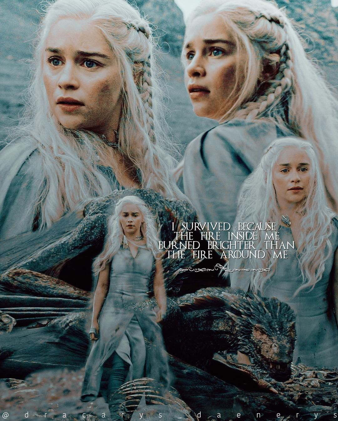 Drachen Daenerys Namen