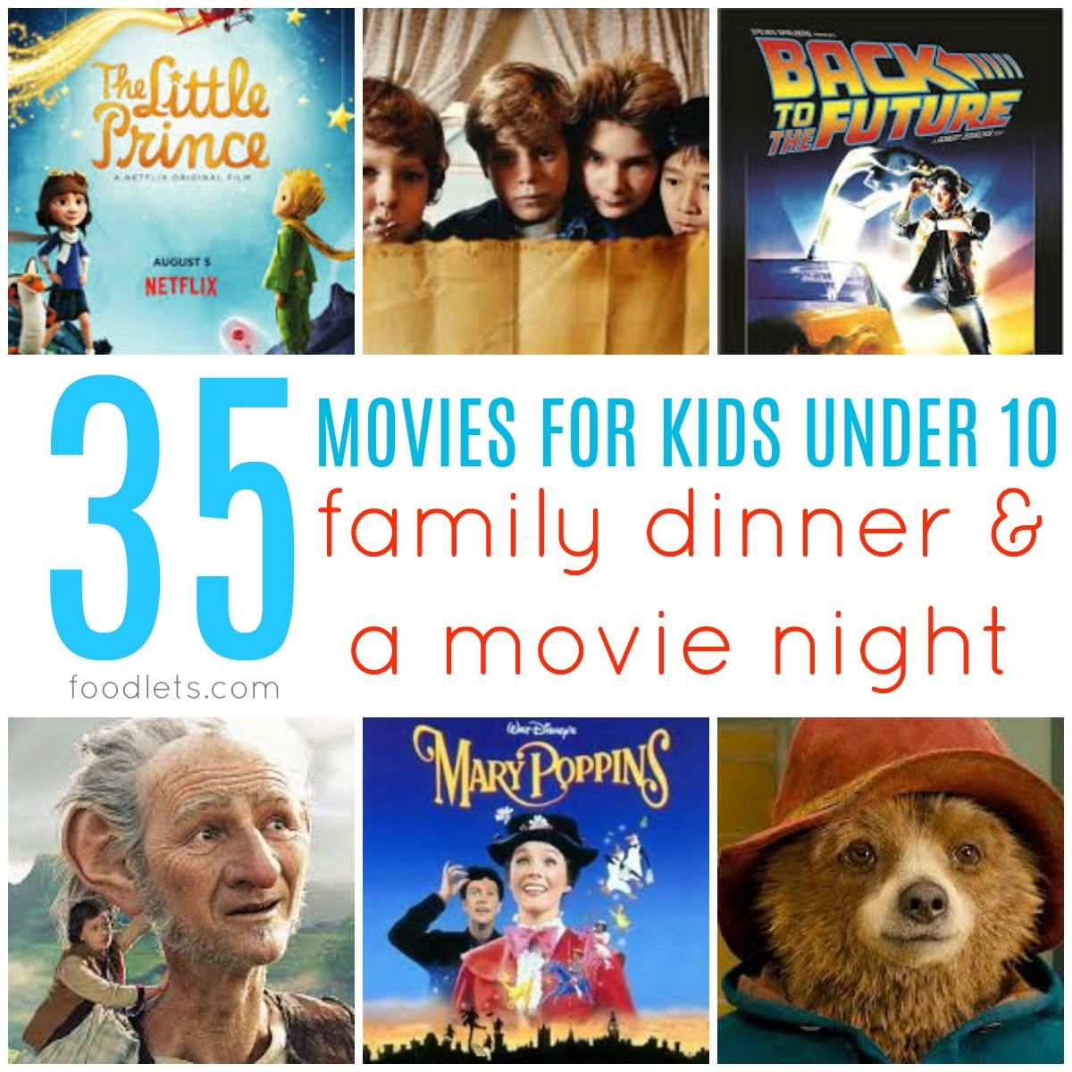 The 25 Best Movies for Kids Under 10 plus crowdpleasing