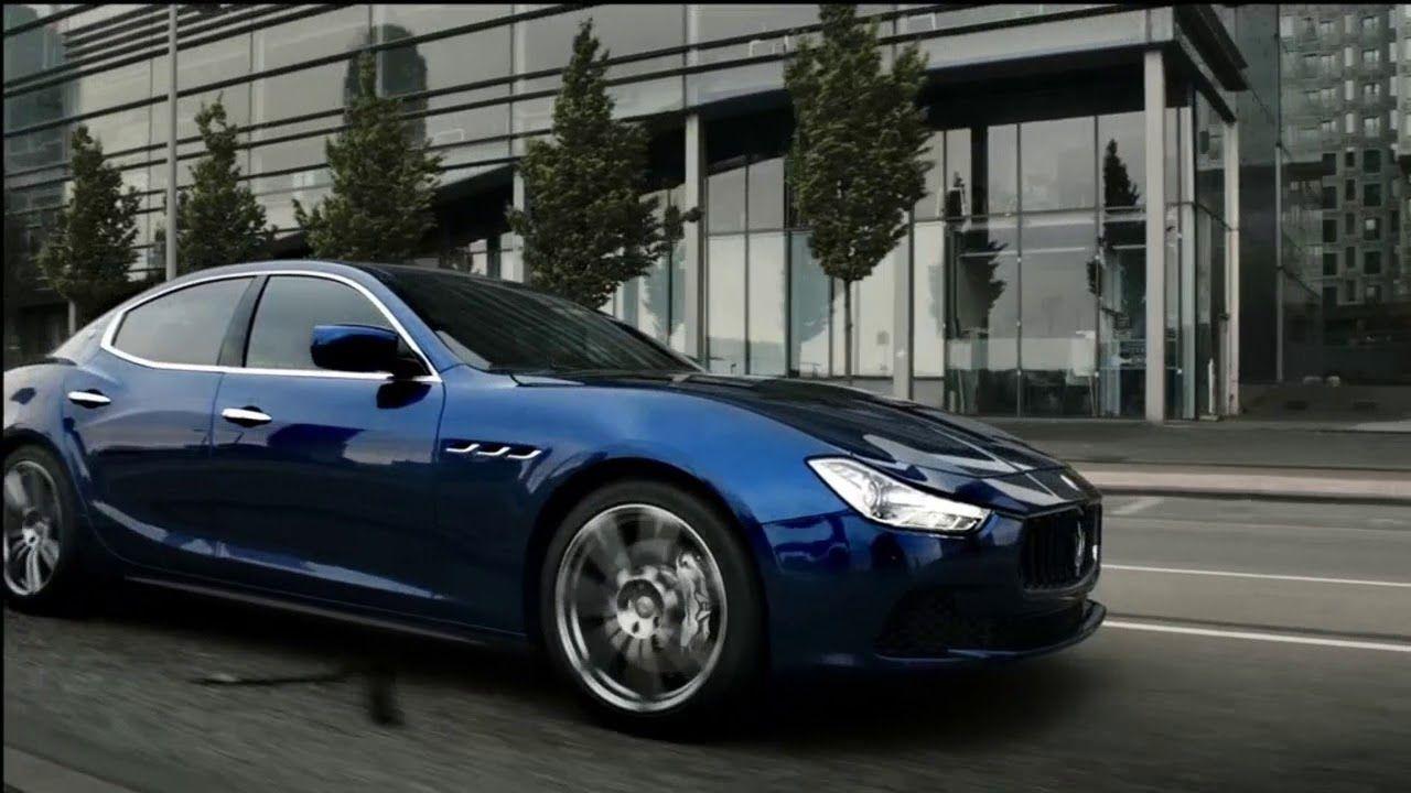 Maserati Ghibli Luxury Performance Car Maserati Ghibli Commercial Ad Youtube Maserati Ghibli Maserati Performance Cars