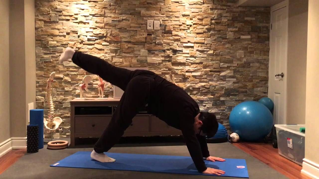 2 Favorite Exercises to Strengthen My Core Exercise