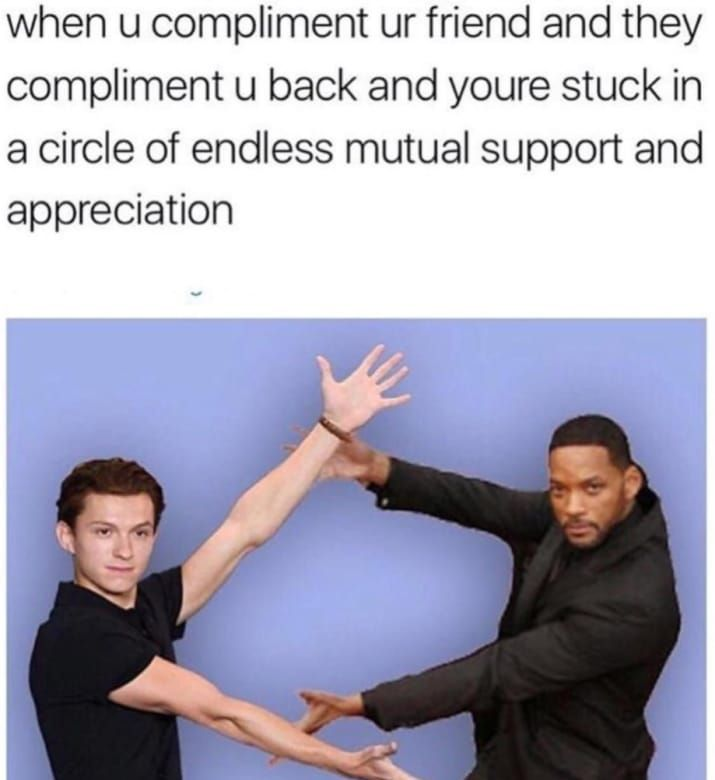 19 Wholesome Memes You Should Show Your Friends If You Love Them A Fuckload Friends Funny Friend Memes Wholesome Memes