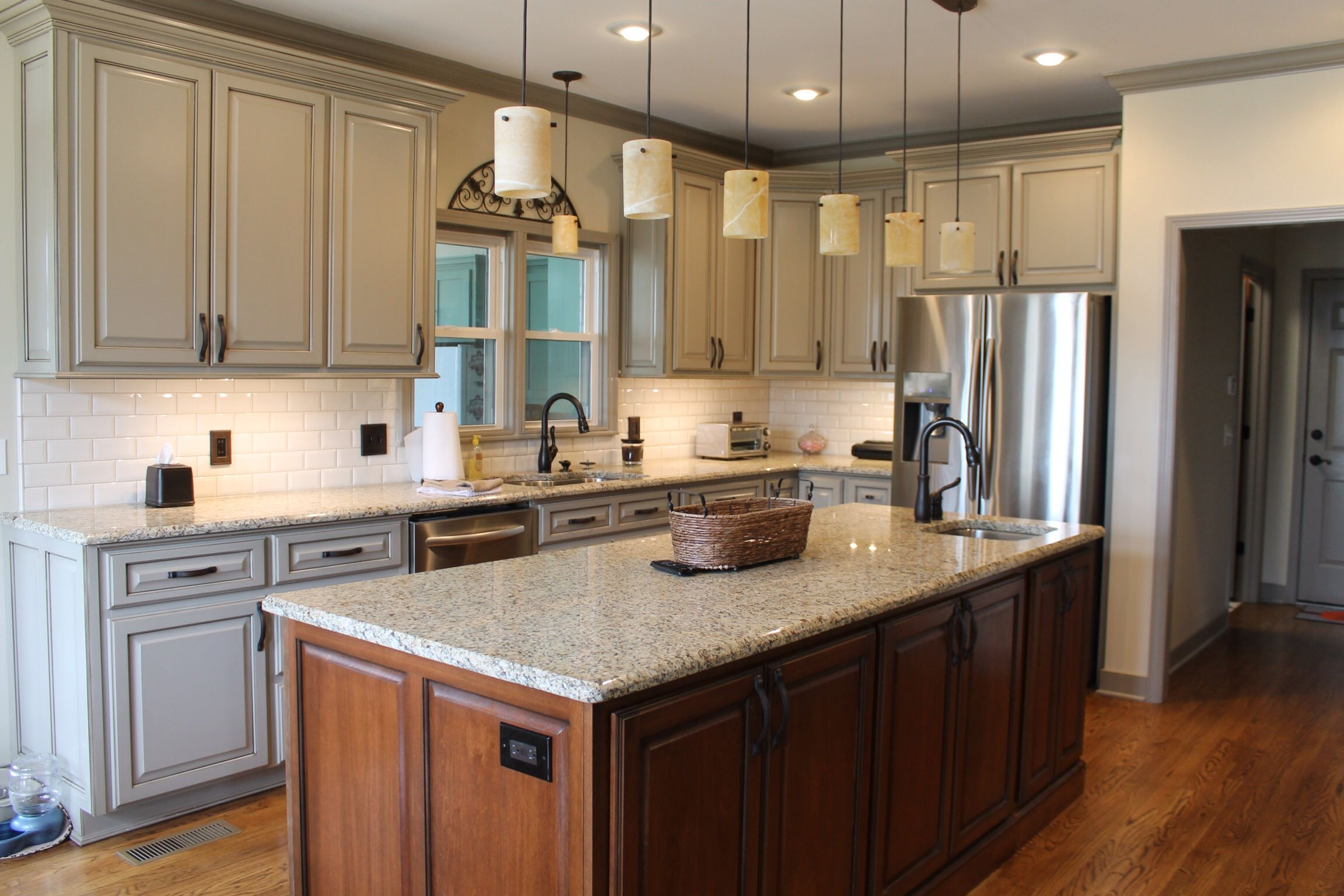 Kitchen Cabinets Painted With Pewter Tankard And Glazed Kitchen Cabinets Pewter Tankard Painting Cabinets