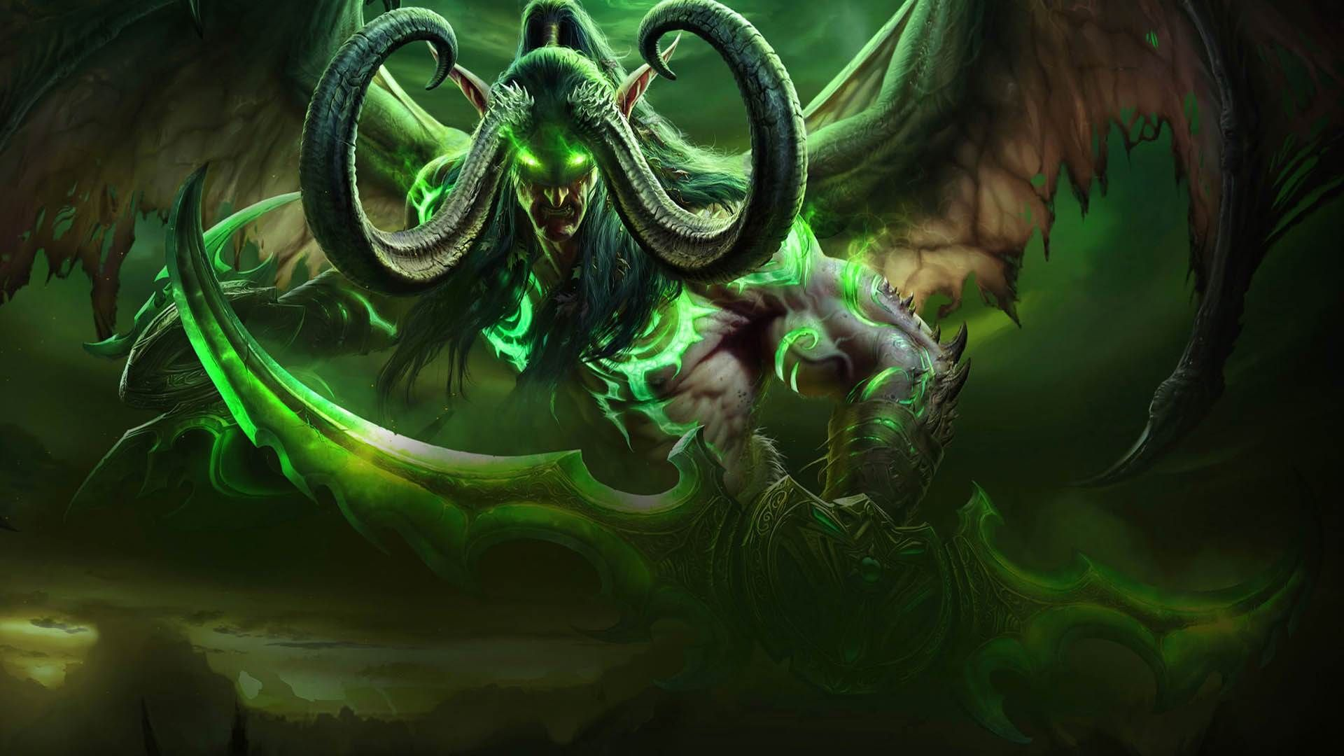 Outstanding Demon Hunter Phone Wallpapers 1920×1080