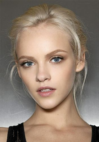 natural blonde eyebrows - Google Search