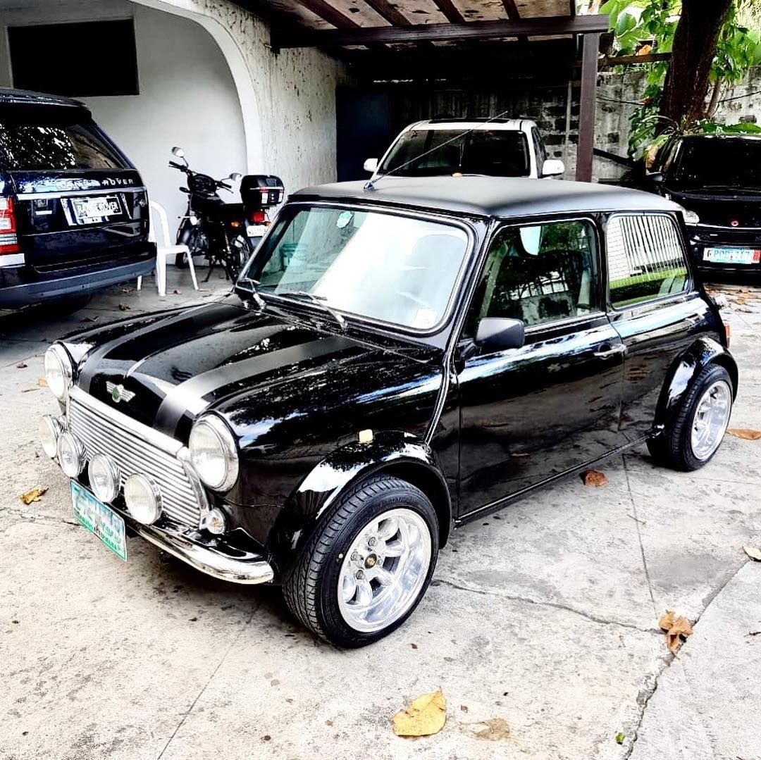 Finally Done With This Classic Mini Rover Wheels Restoration