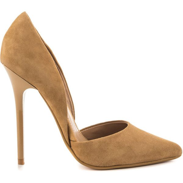 ce13e08cf97 Steve Madden Women s Varcityy - Sand Suede ( 100) ❤ liked on Polyvore  featuring shoes