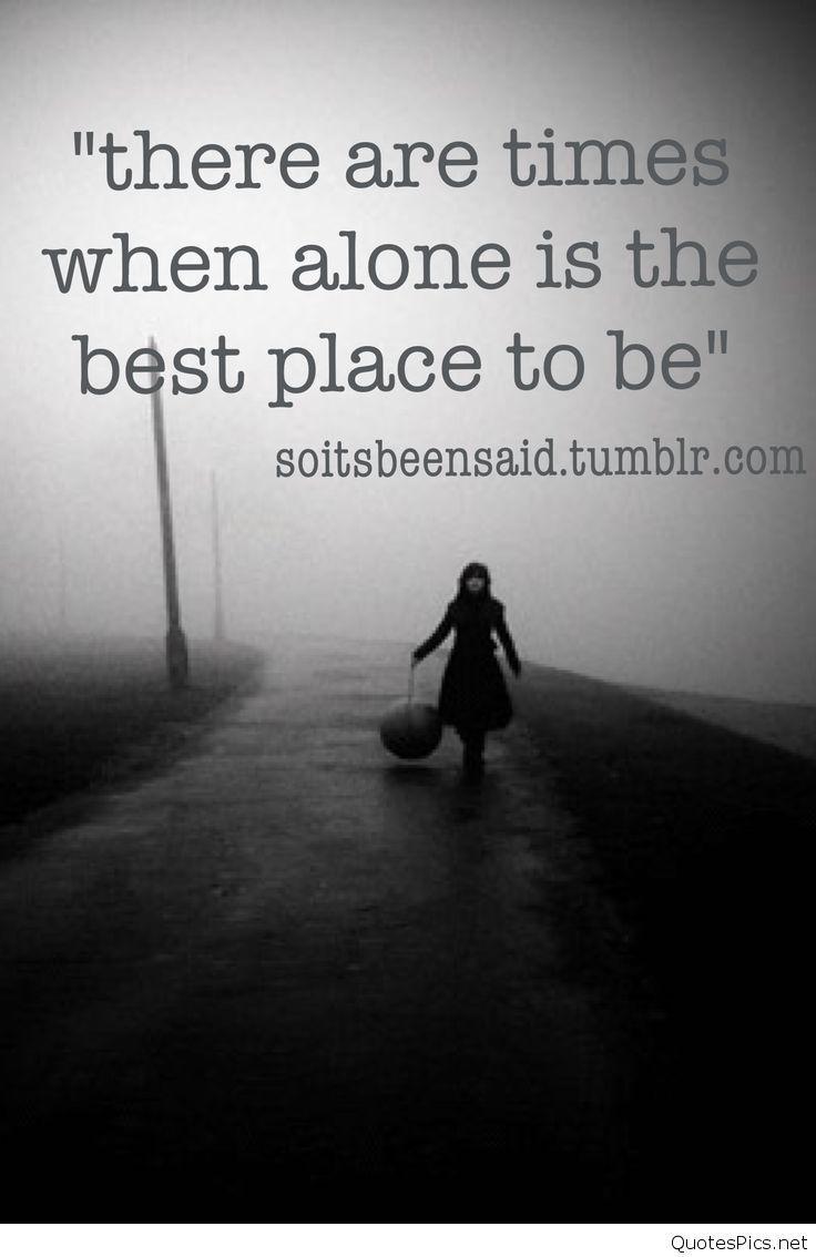 Man Alone Sad Quotes: Sad Alone Quotes Pics, Wallpapers Top Hd
