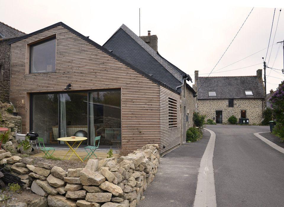Prix national de la construction bois - Panorama - Une longère se - prix pour extension maison